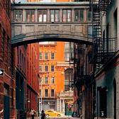 Staple Street Skybridge, Tribeca, Manhattan.