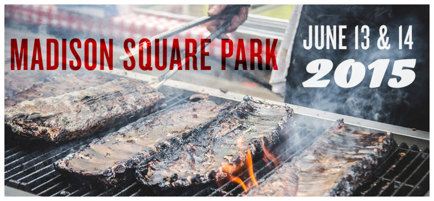 Big Apple BBQ Block Party - June 13th/14th 2015