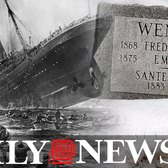 Titanic victim's grave uncovered in New York cemetery
