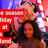 'Tis the Season for Holiday Magic at Macy's Santaland!