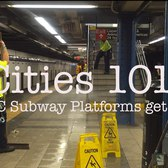 Cities 101: How NYC Subway Platforms get Cleaned