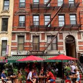 Cafe Mogador, East Village, Manhattan
