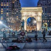 Washington Square Park, Greenwich Village, Manhattan