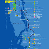 2018 TCS New York City Marathon Course Map
