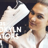 There's an adidas Idea Factory In Brooklyn? | Karlie Kloss