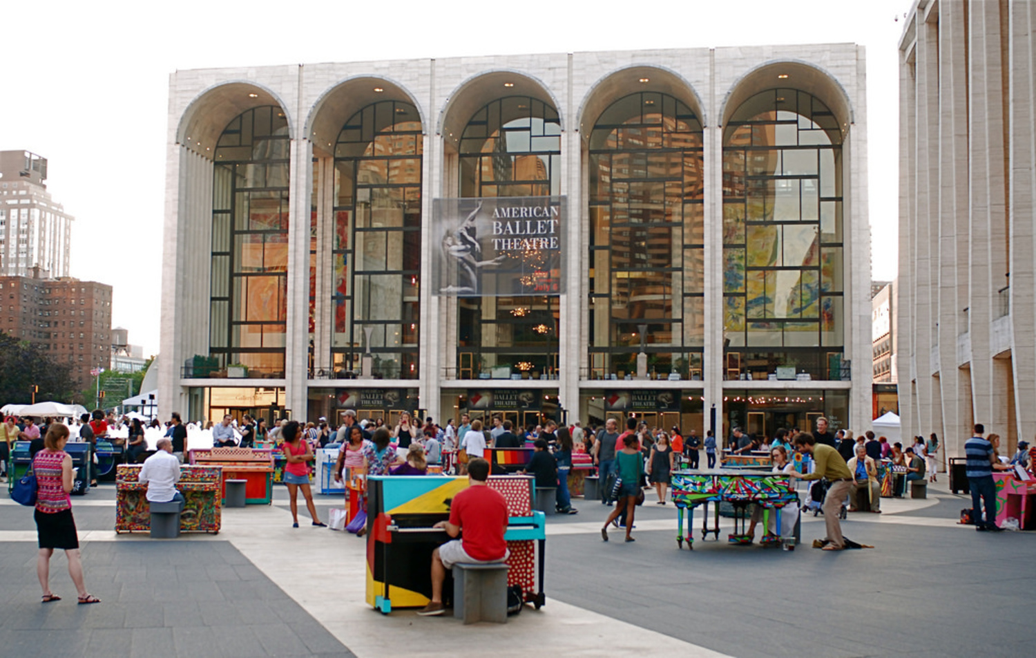 Sing for Hope 2013 Finale at Lincoln Center