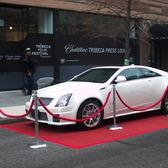 VIP parking spot?