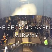 Second Avenue Subway 96th Street Station Tour
