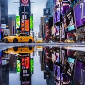Times Square, New York. Photo via @boruckii #viewingnyc #nyc #newyork #newyorkcity #timessquare