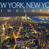 NEW YORK timelapse