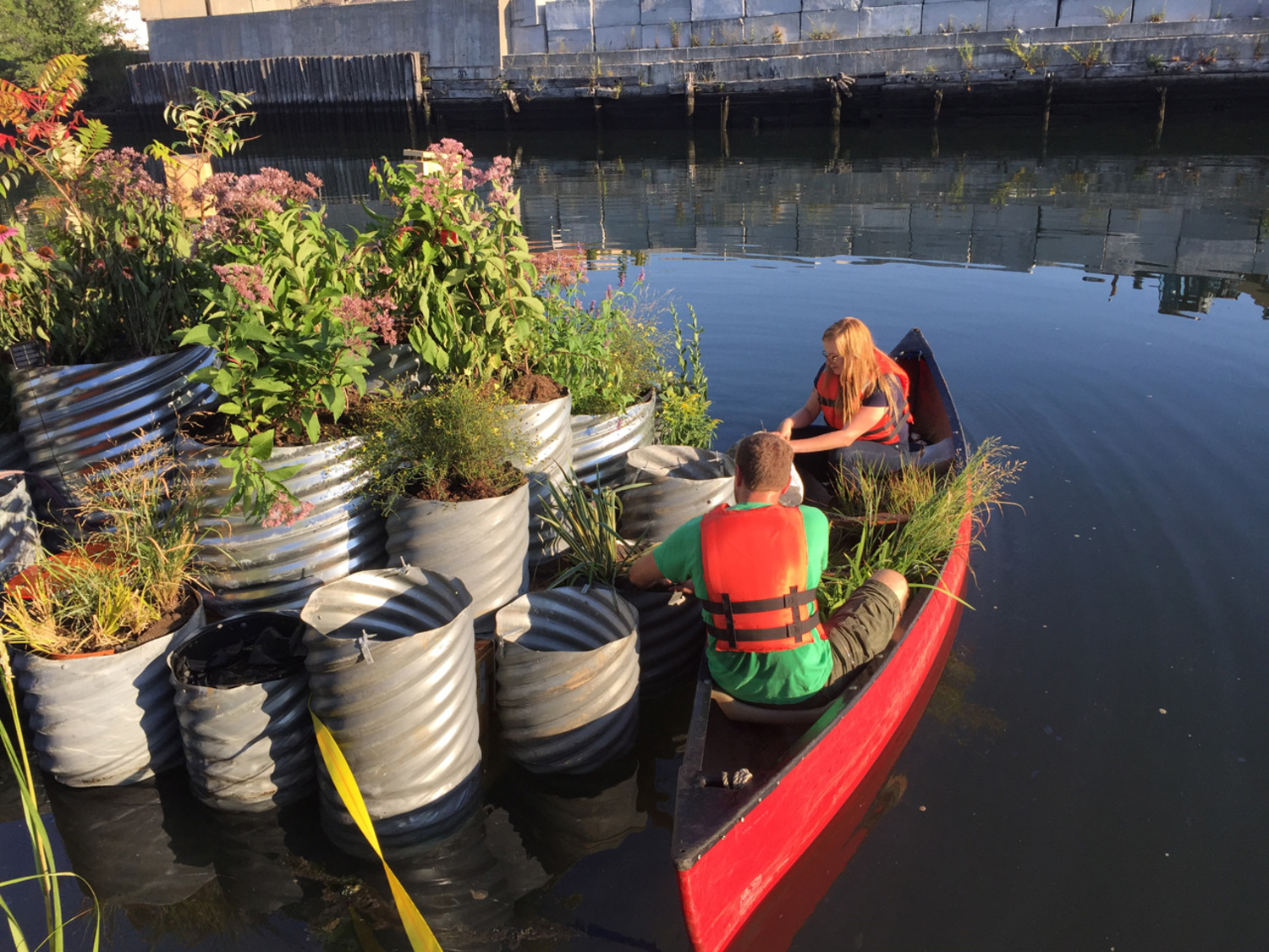 Balmori has made three previous prototypes. It hopes one day to scale up the concept and offset the cost by selling herbs and other greenery back into the city (though not, one hopes, from the Gowanus).