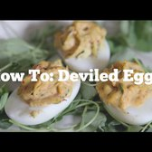 How To: Make the Ultimate Deviled Eggs