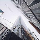 One World Trade Center, New York, New York. Photo via @svvvk #viewingnyc