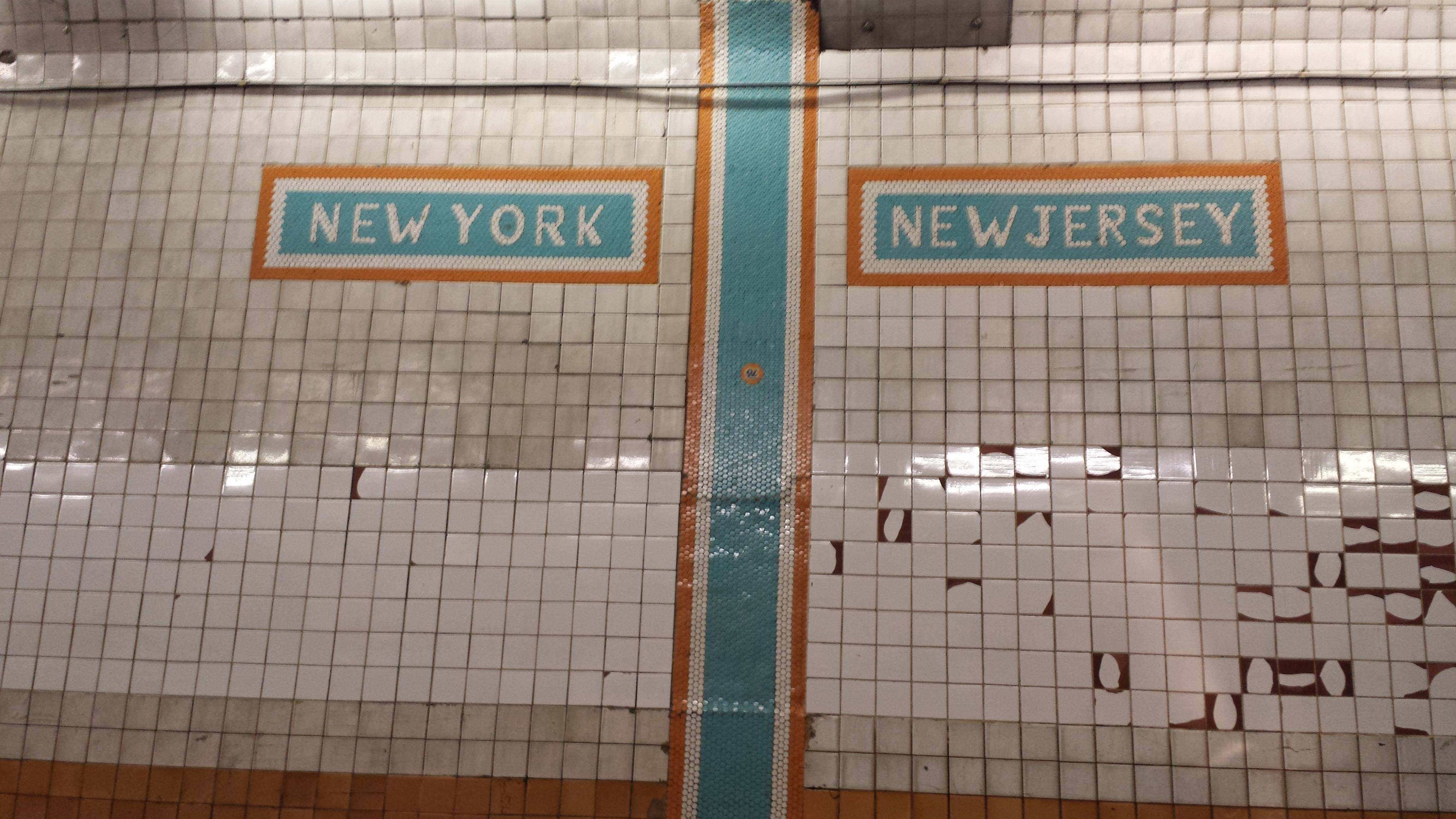 Vice Versa Nyc >> The Edge of New York, the Border Between Manhattan and ...