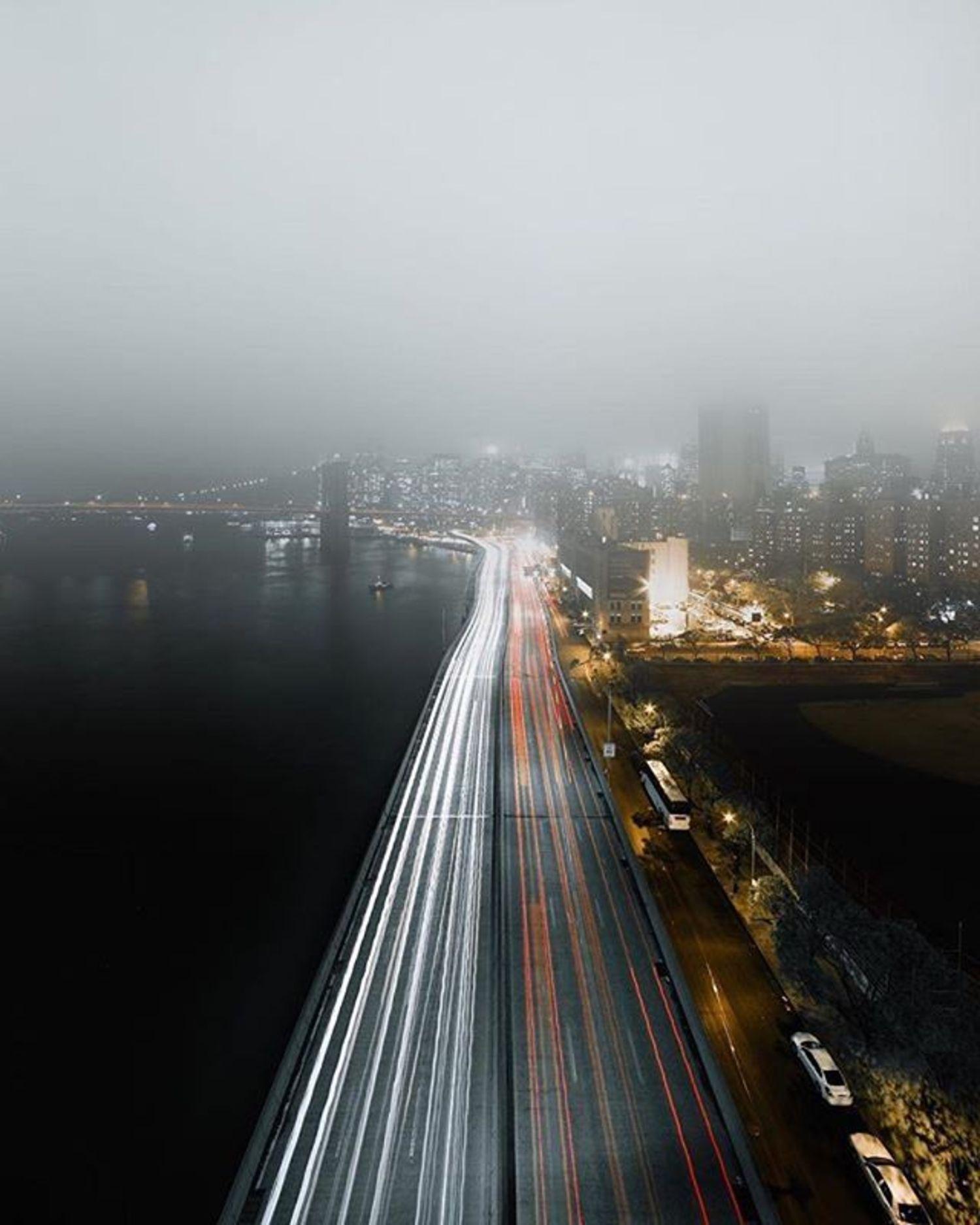 Lower Manhattan. Photo via @raylivez #viewingnyc #newyorkcity #newyork