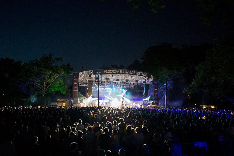 SummerStage NYC #summerstage30