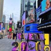 Move On 2020, Times Square, Manhattan