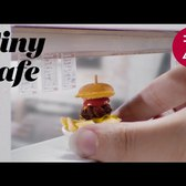 Introducing Zagat's Tiny Cafe. Opening October 27th in New York City.