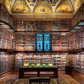 Morgan Library, New York, New York.