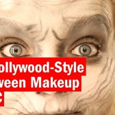 Get Hollywood-Style Halloween Makeup in NYC