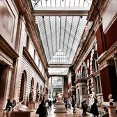 Metropolitan Museum of Art, New York. Photo via @newyork.kakana #viewingnyc #nyc #newyork #newyorkcity #themet #metropolitanmuseumofart