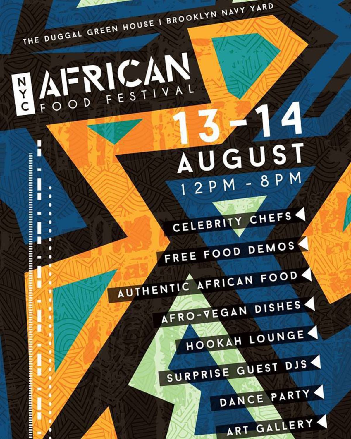 Photo African Food Festival