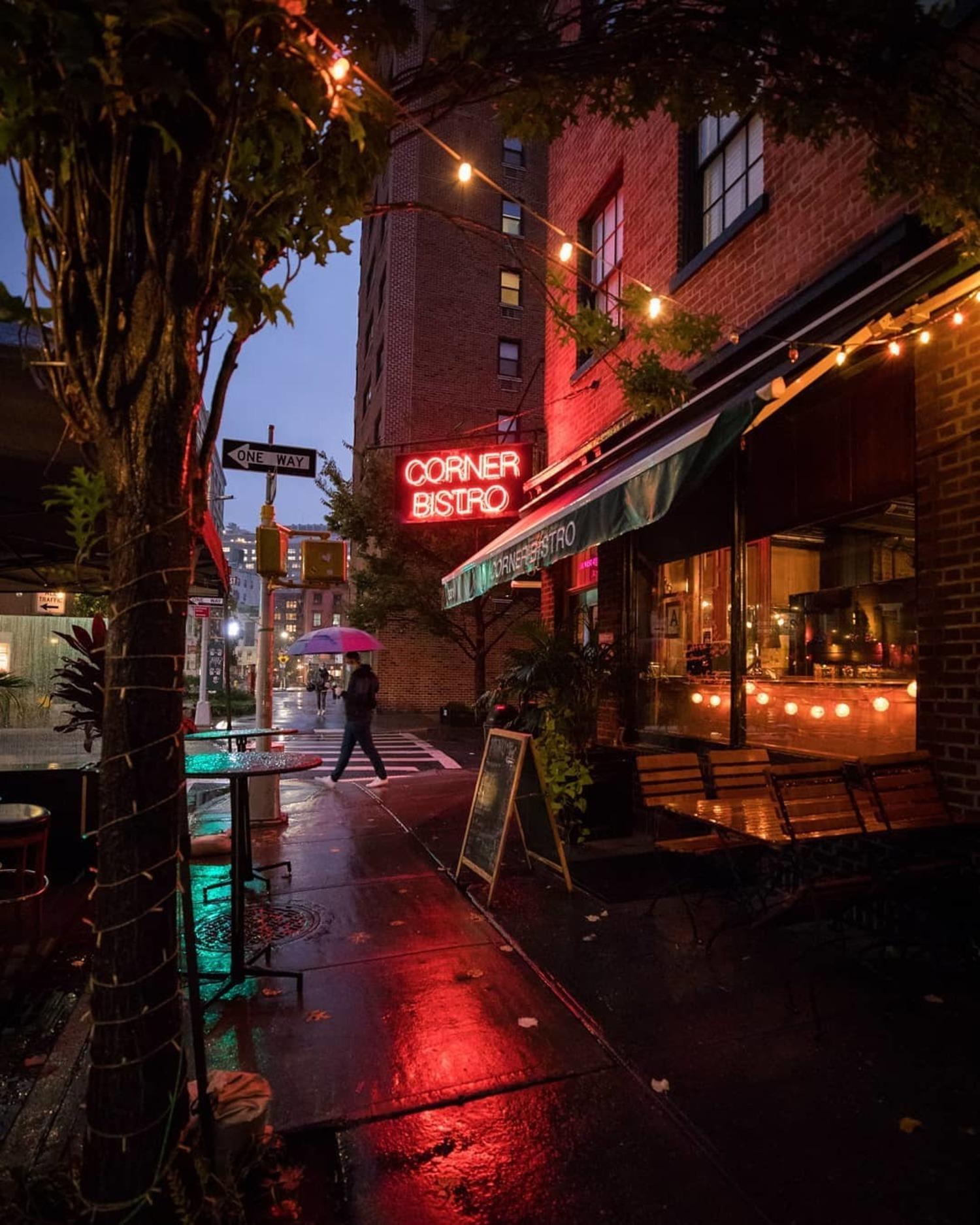 Corner Bistro, West Village, Manhattan