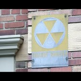 Here's why there are nuclear fallout shelter signs on buildings in NYC