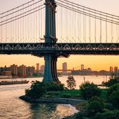 Brooklyn Bridge Park and Manhattan Bridge, DUMBO, Brooklyn