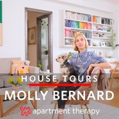 """Younger"" Star Molly Bernard's Brooklyn Home 