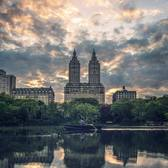 Central Park Lake, Central Park, Manhattan