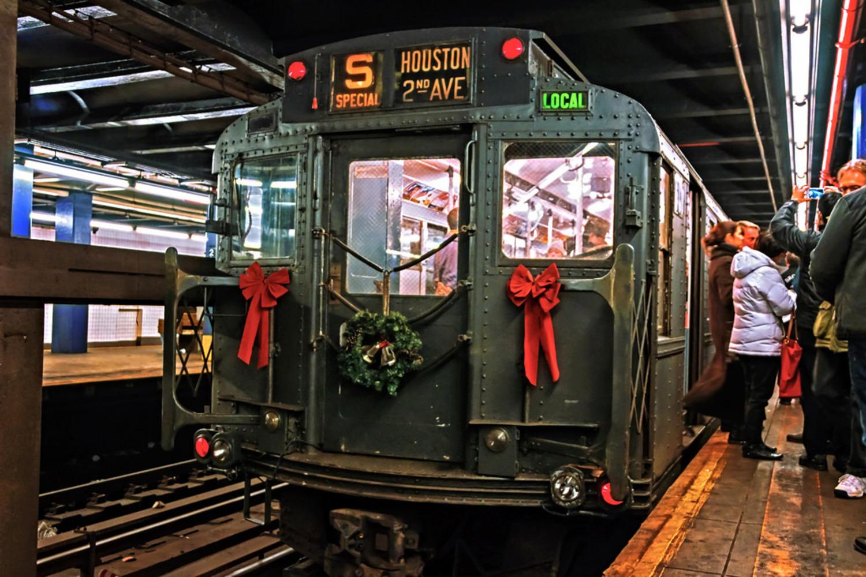 Holiday Nostalgia Train