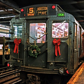 Holiday Nostalgia Train