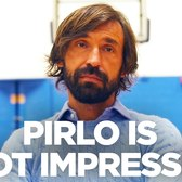 Pirlo Is Not Impressed (ft. Harlem Globetrotters)