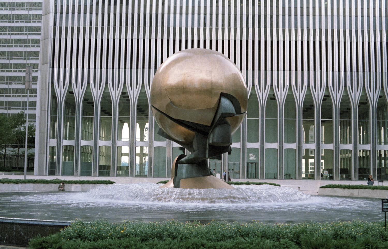 Koenig Sphere, Before the fall | September 1984