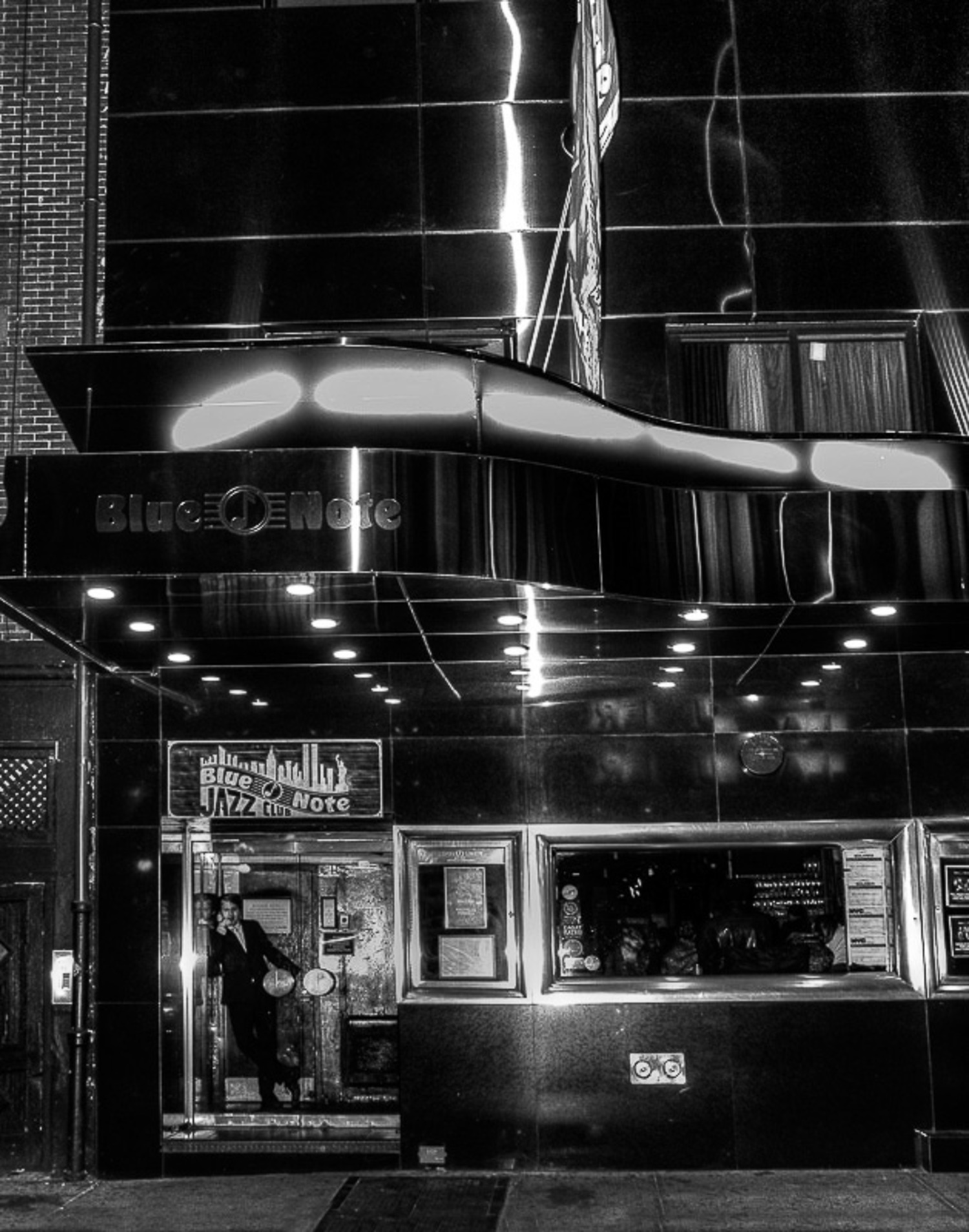 Greenwich Village, The Blue Note