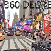 Driving Downtown 8K VR - NYC's Times Square - New York City USA