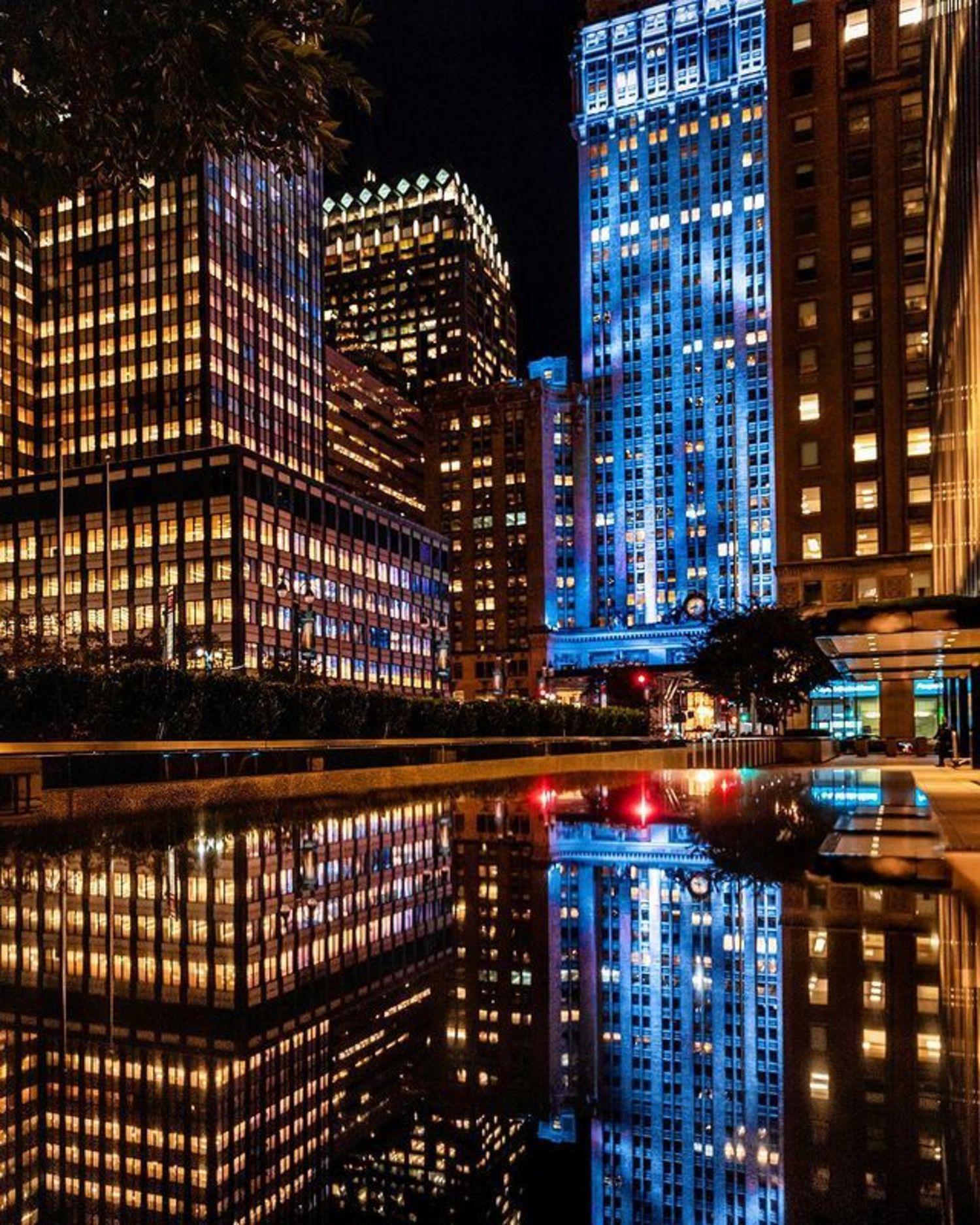 Helmsley Building, Park Avenue, Midtown, Manhattan