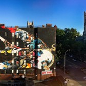 These vivid NYC murals spotlight climate-threatened birds