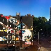 These vivid NYC murals spotlight climate-threatened birds