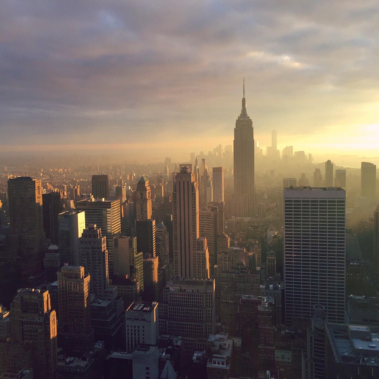 New York Skyline - November 11th, 2014