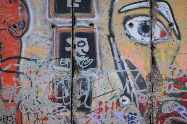 Berlin Wall Piece, NYC