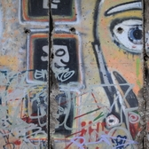 Berlin Wall Piece, NYC