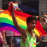 New York Celebrates Gay Pride Parade