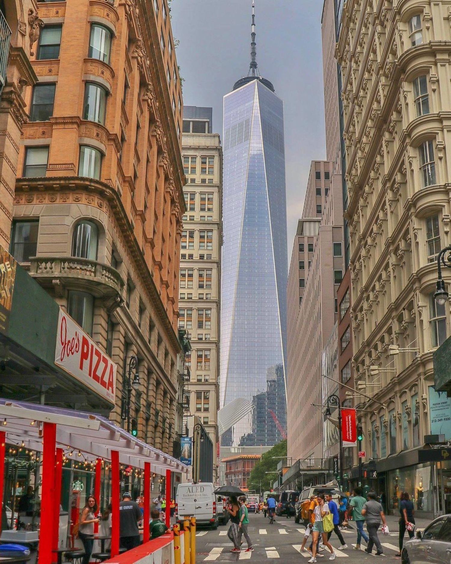 Fulton Street, Financial District, Manhattan