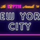 2018 New York City Lyftie Awards