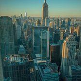 New York, New York. Photo via @fallinginlovewithnyc #viewingnyc #newyorkcity #newyork