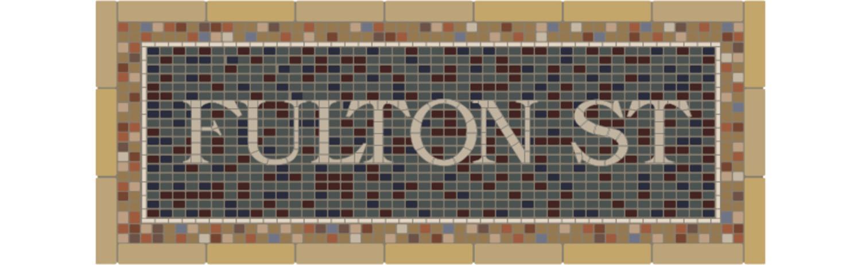 3 Train - Fulton Street