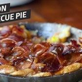 Savory Trumps Sweet In This Bourbon Glazed Pork Pot Pie With Bacon Latticed  Crust — Snack Break