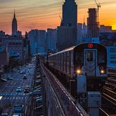 7 Train, Long Island City, Queens